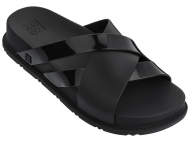 ZAXY Flat Days Slide Black