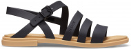 Crocs™ Tulum Sandal Womens Black/Tan