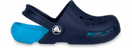 Crocs™ Kids' Electro Navy/Electric Blue