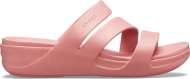 Crocs™ Monterey Wedge Womens Blossom