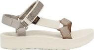 Teva Midform Universal Karina Women's White Swan Metallic Multi