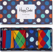 HAPPY SOCKS Mix Box Multi