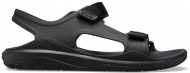 Crocs™ Swiftwater Expedition Molded Womens Black/Black