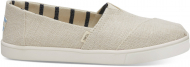 TOMS Heritage Canvas Women's Alpargata Cupsole Natural