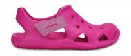 Crocs™ Kids' Swiftwater Wave Neon Magenta