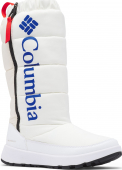 Columbia Paninaro Omni-Heat Tall Women's White/Cobalt Blue