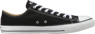 Converse Chuck Taylor All Star Ox Juoda/Balta