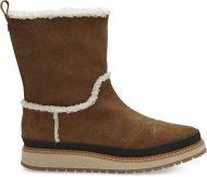 TOMS Suede Women's Makenna Cinnamon