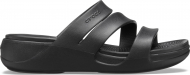 Crocs™ Monterey Wedge Womens Black