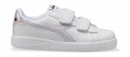 DIADORA Game P PS Girl White/Orchid Bloom