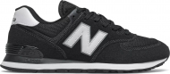 New Balance ML574 T2 Black/White EE2