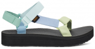 Teva Midform Universal Women's Light Green Multi