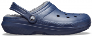 Crocs™ Classic Lined Clog Navy/Charcoal