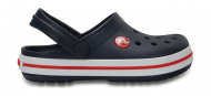 Crocs™ Kids' Crocband Clog Navy/Red