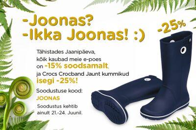Joonas! :)